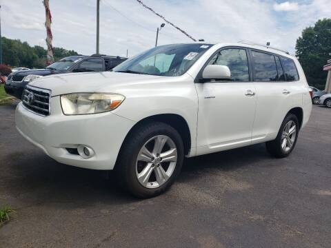 2009 Toyota Highlander for sale at Right Place Auto Sales in Indianapolis IN