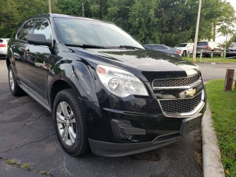 2013 Chevrolet Equinox for sale at Right Place Auto Sales in Indianapolis IN