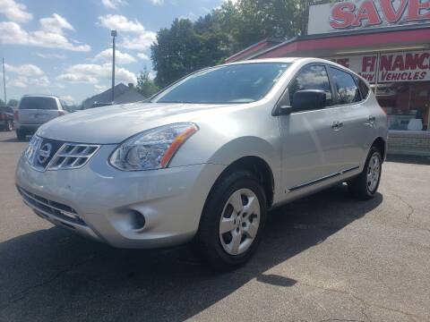 2012 Nissan Rogue for sale at Right Place Auto Sales in Indianapolis IN