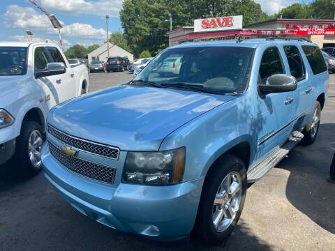 2011 Chevrolet Suburban for sale at Right Place Auto Sales in Indianapolis IN