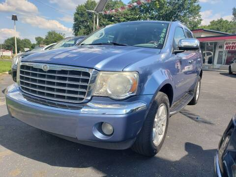 2007 Chrysler Aspen for sale at Right Place Auto Sales in Indianapolis IN