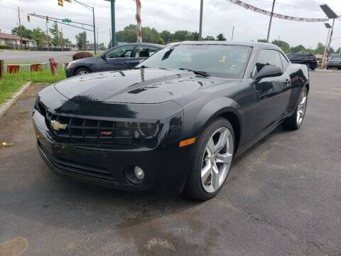 2011 Chevrolet Camaro for sale at Right Place Auto Sales in Indianapolis IN
