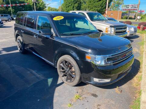 2016 Ford Flex for sale at Right Place Auto Sales in Indianapolis IN