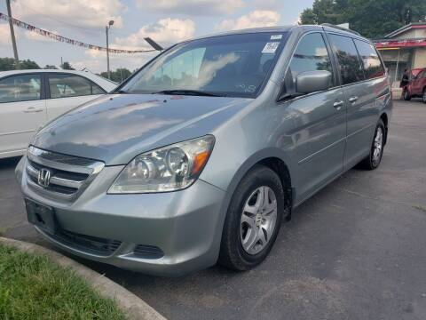 2007 Honda Odyssey for sale at Right Place Auto Sales in Indianapolis IN