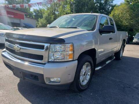 2007 Chevrolet Silverado 1500 for sale at Right Place Auto Sales in Indianapolis IN