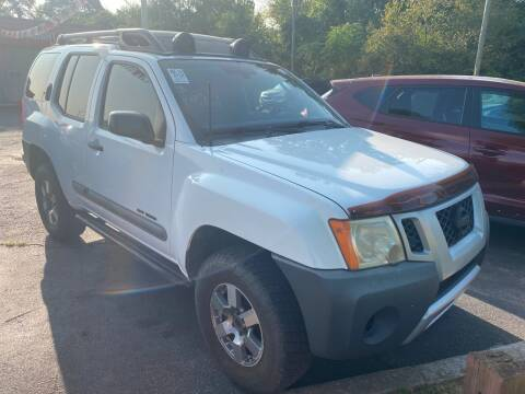 2010 Nissan Xterra for sale at Right Place Auto Sales in Indianapolis IN
