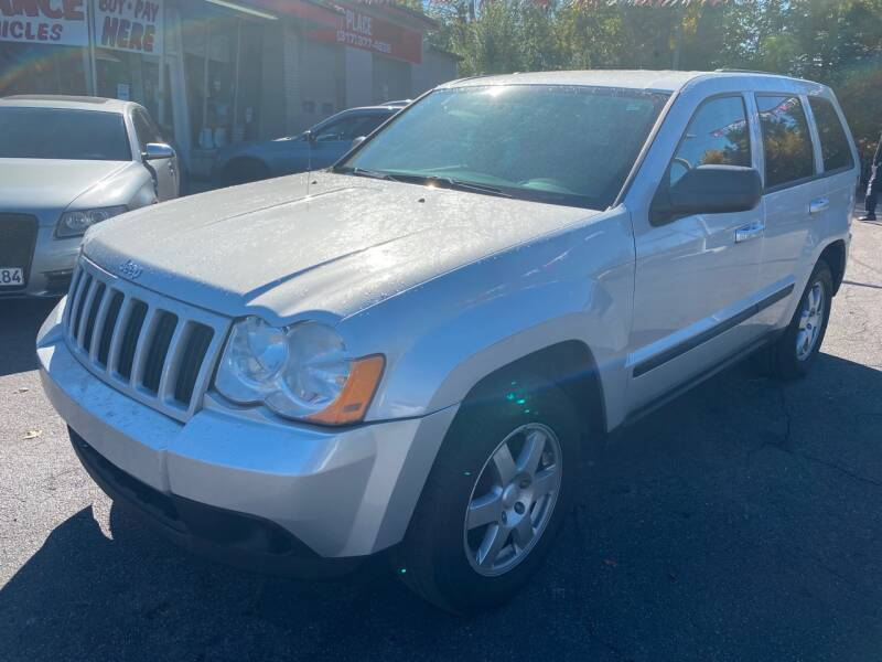 2008 Jeep Grand Cherokee for sale at Right Place Auto Sales in Indianapolis IN
