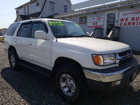 2002 Toyota 4Runner SR5 for sale at Reyes Automotive Group in Lakewood NJ