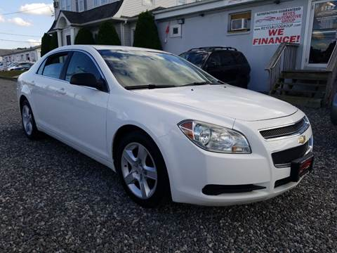 2010 Chevrolet Malibu LS for sale at Reyes Automotive Group in Lakewood NJ