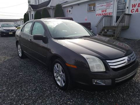 2006 Ford Fusion V6 SEL for sale at Reyes Automotive Group in Lakewood NJ