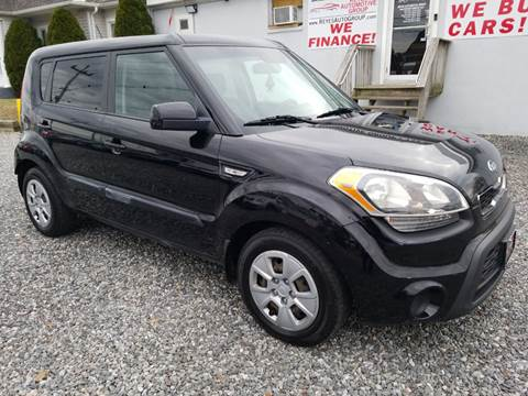 2013 Kia Soul for sale at Reyes Automotive Group in Lakewood NJ