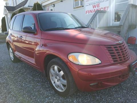 2004 Chrysler PT Cruiser Touring Edition for sale at Reyes Automotive Group in Lakewood NJ