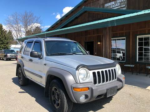 2004 Jeep Liberty for sale in Hayden, ID