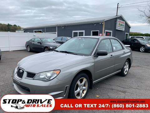 Drive Auto Sales >> Subaru For Sale In East Windsor Ct Stop Drive Auto Sales
