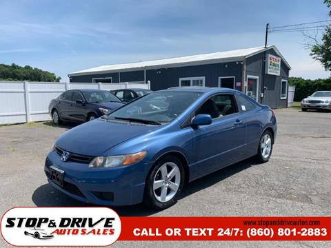 2007 Honda Civic for sale in East Windsor, CT