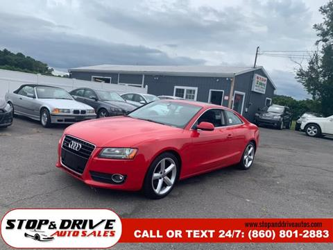 2010 Audi A5 for sale in East Windsor, CT