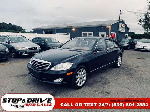2007 S550 For Sale >> 2007 Mercedes Benz S Class For Sale In East Windsor Ct