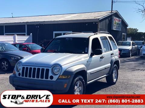 2006 Jeep Liberty for sale in East Windsor, CT