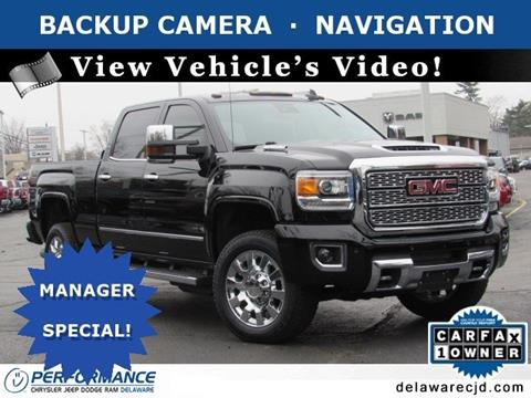 2018 GMC Sierra 2500HD for sale in Delaware, OH
