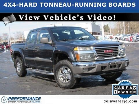 2008 GMC Canyon for sale in Delaware, OH