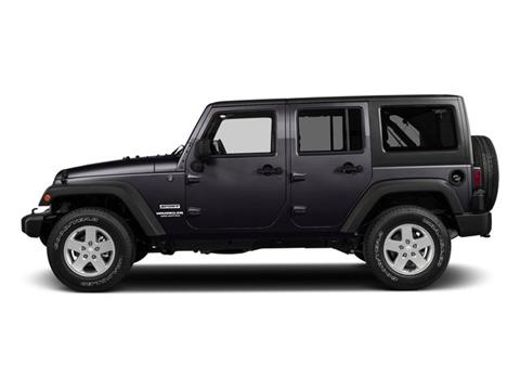 2018 Jeep Wrangler Unlimited for sale in Delaware, OH