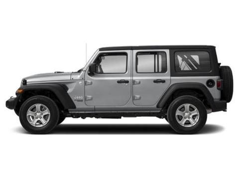 2019 Jeep Wrangler Unlimited for sale in Delaware, OH