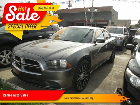 Ramos Auto Sales >> Dodge Charger For Sale In Bell Ca Ramos Auto Sales