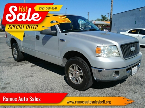 Ramos Auto Sales >> Ford F 150 For Sale In Bell Ca Ramos Auto Sales