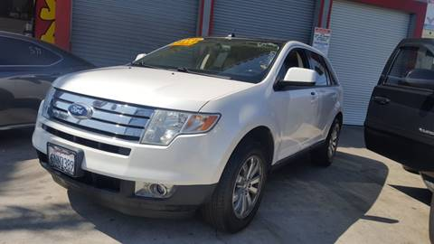 2010 Ford Edge for sale in Bell, CA
