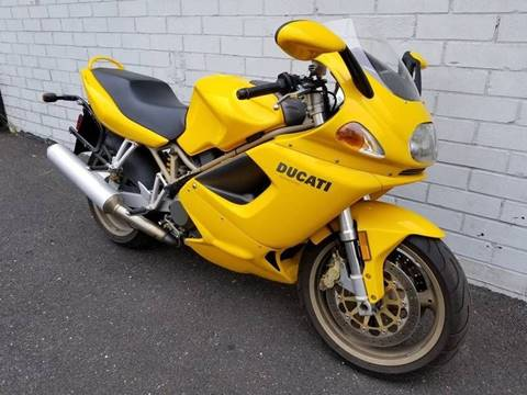 2000 Ducati Moto ST 2 for sale in New Hyde Park, NY