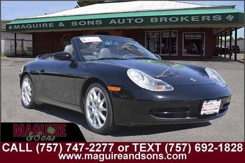 2000 Porsche 911 for sale in Virginia Beach, VA