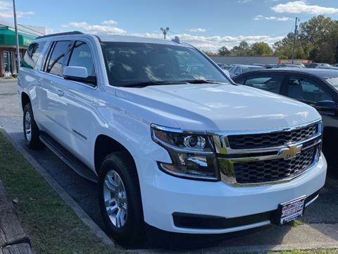 2019 Chevrolet Suburban for sale in Virginia Beach, VA