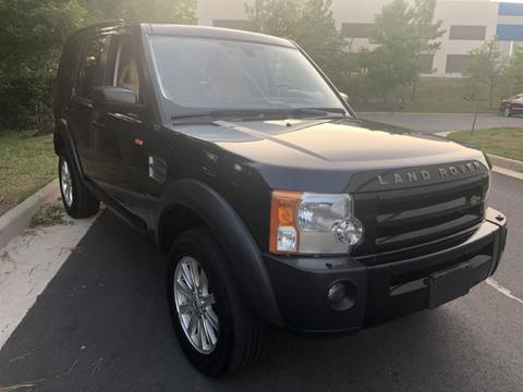 Land Rover Chantilly >> 2008 Land Rover Lr3 For Sale In Chantilly Va