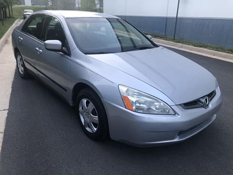 2003 Honda Accord for sale in Chantilly, VA