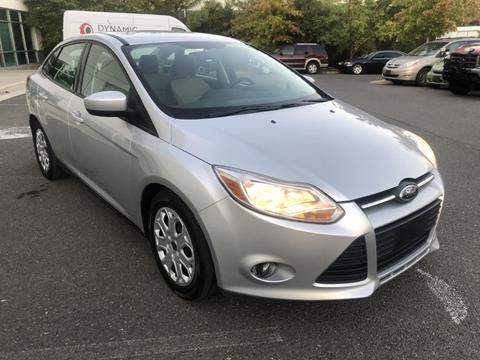 2012 Ford Focus for sale in Chantilly, VA