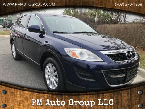 2010 Mazda CX-9 for sale at PM Auto Group LLC in Chantilly VA