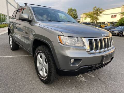 2012 Jeep Grand Cherokee for sale at PM Auto Group LLC in Chantilly VA
