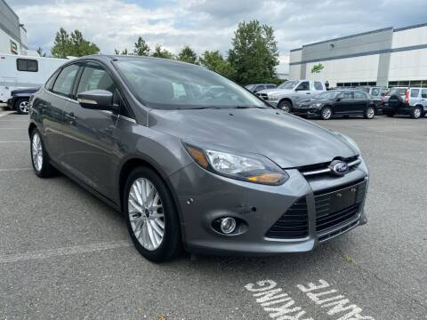 2013 Ford Focus for sale at PM Auto Group LLC in Chantilly VA