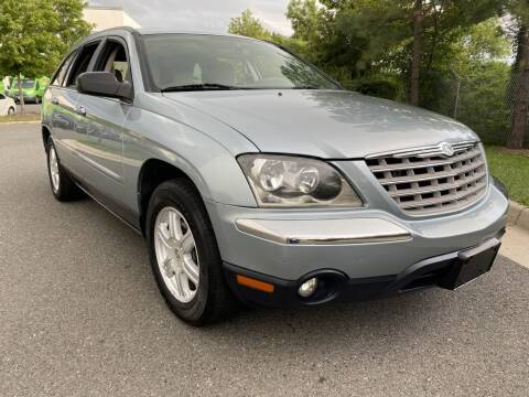 2004 Chrysler Pacifica for sale at PM Auto Group LLC in Chantilly VA