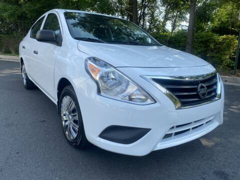 2015 Nissan Versa for sale at PM Auto Group LLC in Chantilly VA