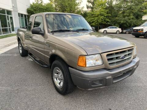 2003 Ford Ranger for sale at PM Auto Group LLC in Chantilly VA