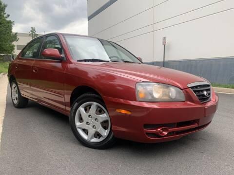 2004 Hyundai Elantra for sale at PM Auto Group LLC in Chantilly VA