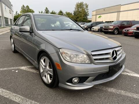 2010 Mercedes-Benz C-Class for sale at PM Auto Group LLC in Chantilly VA