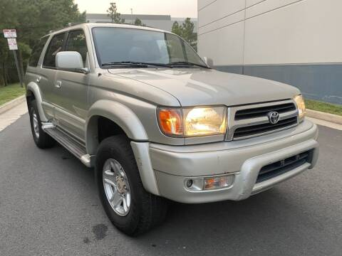 1999 Toyota 4Runner for sale at PM Auto Group LLC in Chantilly VA