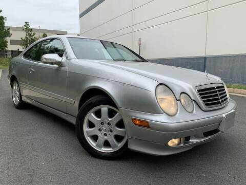 2002 Mercedes-Benz CLK for sale at PM Auto Group LLC in Chantilly VA