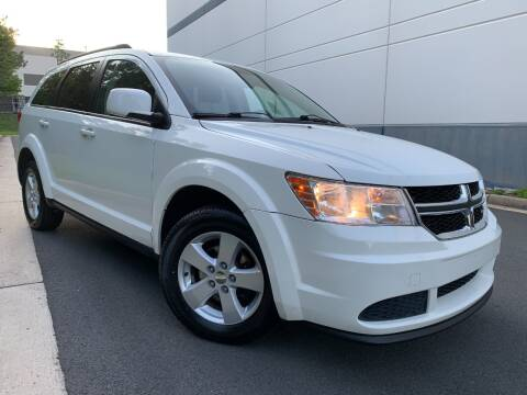 2011 Dodge Journey for sale at PM Auto Group LLC in Chantilly VA