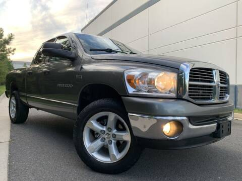 2007 Dodge Ram Pickup 1500 for sale at PM Auto Group LLC in Chantilly VA