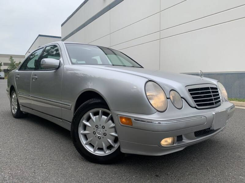 2000 Mercedes-Benz E-Class for sale at PM Auto Group LLC in Chantilly VA