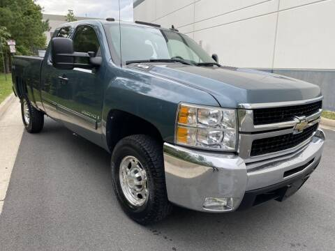 2009 Chevrolet Silverado 2500HD for sale at PM Auto Group LLC in Chantilly VA
