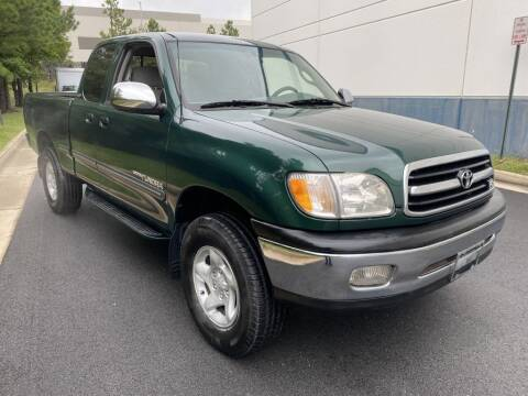 2000 Toyota Tundra for sale at PM Auto Group LLC in Chantilly VA
